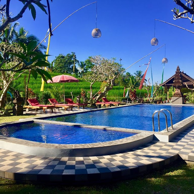 Swimming Pool, Poolside Cafe, and Wedding Chapel
